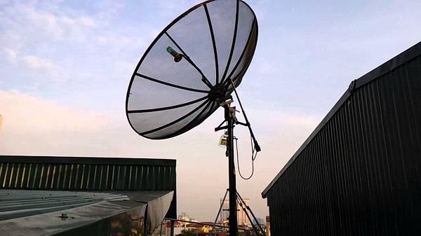 truyền hình kỹ thuật số vệ tinh