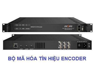 Bộ mã hóa tín hiệu Encoder