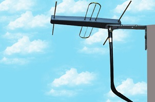 Anten DVB-T2 có mạch khuếch đại và không có mạch khuếch đại