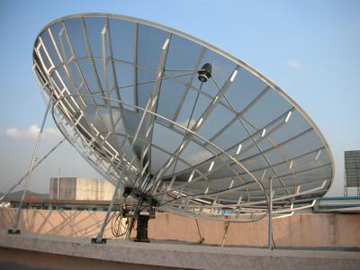 Anten Parabol Comstar 6.1m ZR 20