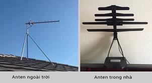 ANTEN THU SÓNG UHF-VHF / DVB-T2 - Lưu ý để chọn anten thu sóng tốt nhất
