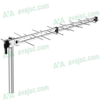 Anten UHF VHF Fracarro LP345F LTE 216170