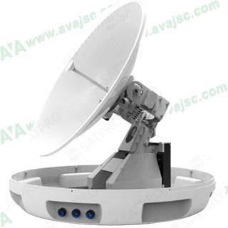Anten vệ tinh cho hàng hải M100