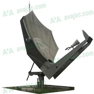 Anten VSAT 3.8m GD SATCOM