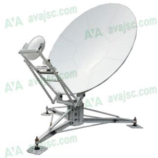 Anten VSAT cho trạm VSAT di dộng - Flyaway Antenna