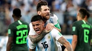 Argentina vs. Nigeria - Bàn thắng và Những pha đáng chú ý - World Cup 2018