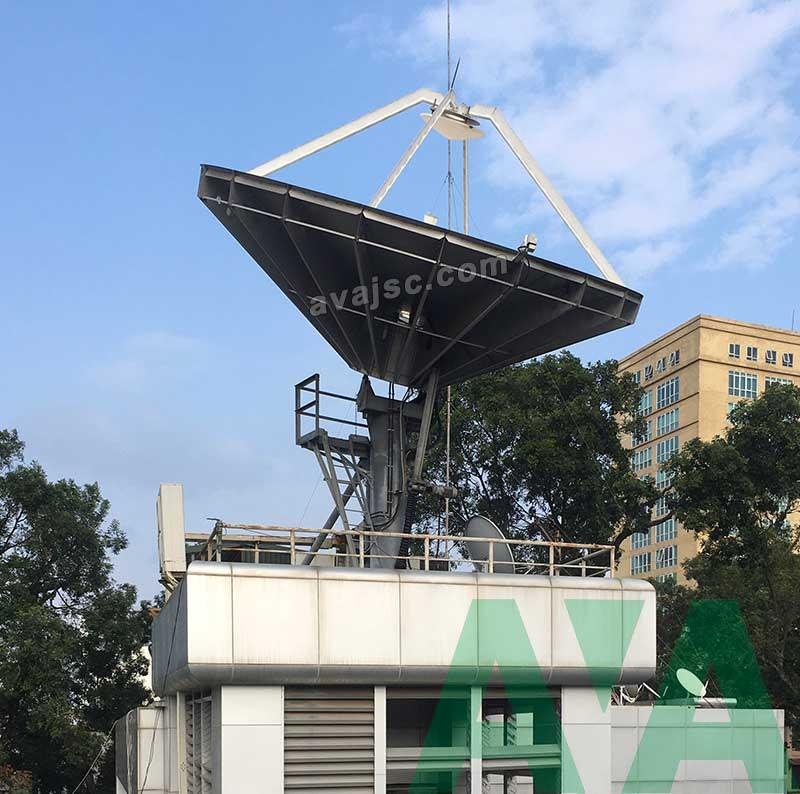 Aten parabol , Anten parabol chuyên dụng, trạm VSAT Parabol