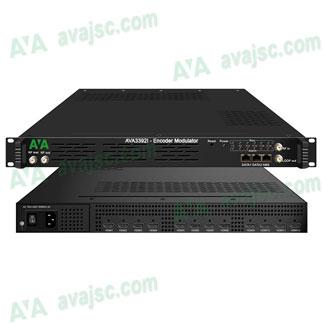 AVA3392I Bộ Điều Chế HDMI, 128 IP ra DVB-T
