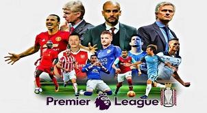 Bảng xếp hạng bóng đá - Giải Ngoại hạng Anh 2017/2018 mới nhất chính xác nhất