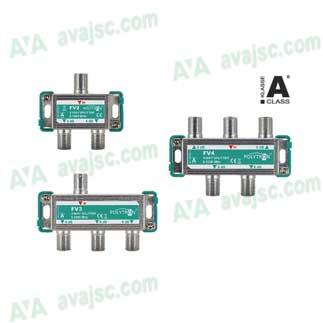 Bộ chia tín hiệu truyền hình cáp Polytron 5-1000MHz
