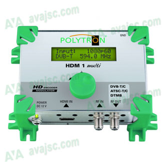 Bộ điều chế số HD Polytron HDM 1 multi