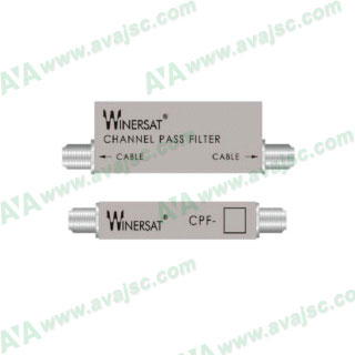 Bộ lọc kênh Winersat Channel Pass Filter – CPF