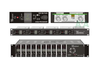 Bộ xử lý tín hiệu RF Winersat WAM 620 Plus
