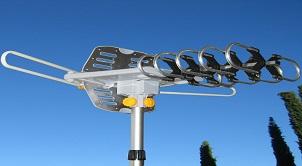 Cách lắp ăng-ten để gia đình bạn có thể bắt được nhiều kênh DVB-T2