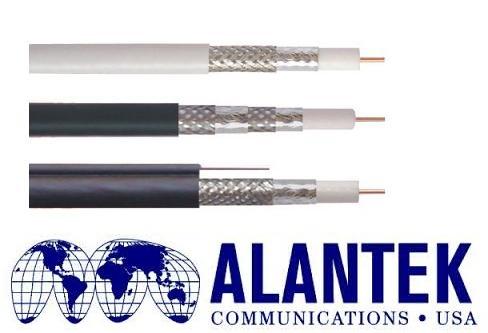 Cáp đồng trục RG6 Alantek
