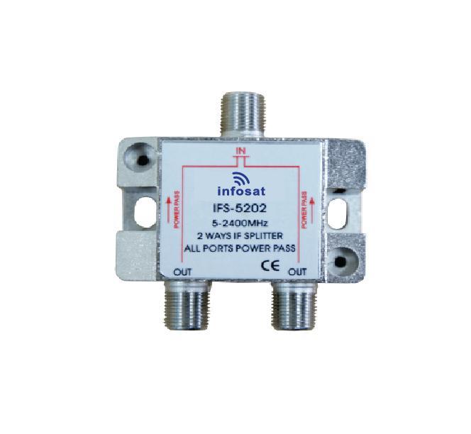 Chia tín hiệu cao tần Infosat IFS 5202