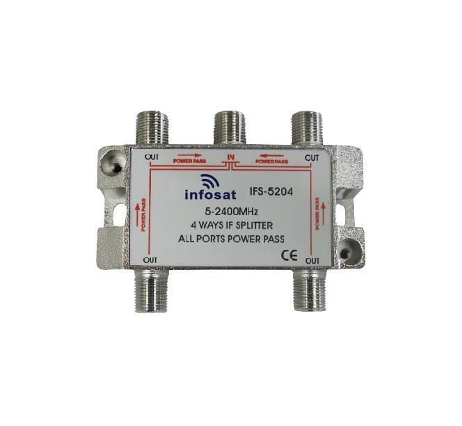 Chia tín hiệu cao tần Infosat IFS 5204
