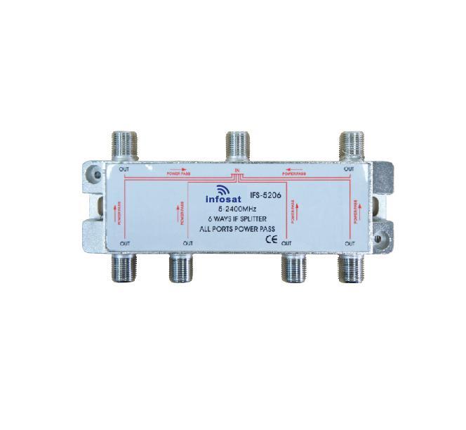 Chia tín hiệu cao tần Infosat IFS 5206