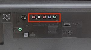 Cổng component trên tivi là gì ? Cùng điểm qua những cổng kết nối cơ bản trên tivi