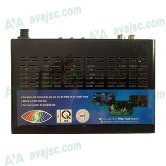 Đầu thu VTC chính hãng VTC T201 thu DVB T2