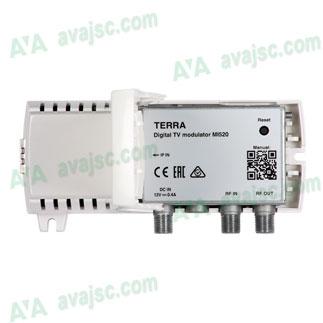 Điều chế tín hiệu IPTV ra DVB-T/C Terra MI520P