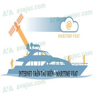 Internet trên tàu biển