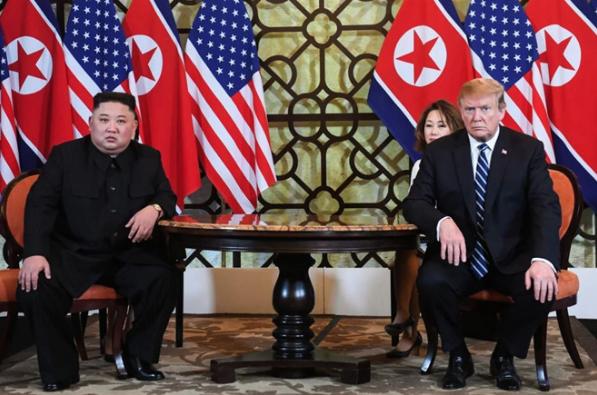 Kết quả thượng đỉnh Mỹ - Triều chưa có thỏa thuận, kết thúc sớm.