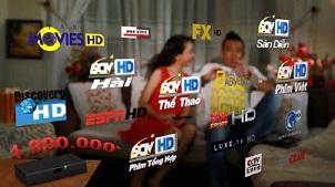 Làm cách nào để xem được các kênh truyền hình trong nước?