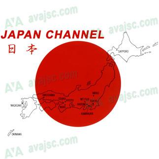 Lắp đặt kênh truyền hình Nhật Bản
