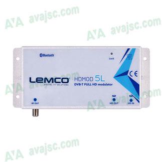 Lemco HDMOD-5L điều chế số 1 HDMI ra DVB-T