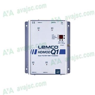 Lemco HDMOD-Q1 Điều chế 4 HDMI ra DVB-T