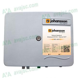 Máy phát quang 1550nm, Johansson 4001, tần số 5-2400Mhz