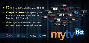 MyTV - dịch vụ truyền hình tối ưu cho nhà bạn