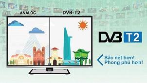 Nên chọn loại Anten thu truyền hình số DVB T2 nào tốt nhất?