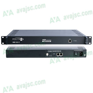 Polytron HDI 32 C điều chế số IP sang 32 QAM